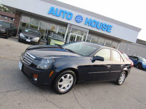 2003 Cadillac CTS for sale at Auto House Motors in Downers Grove IL