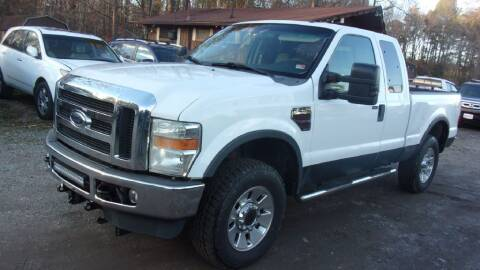 2008 Ford F-250 Super Duty for sale at Select Cars Of Thornburg in Fredericksburg VA