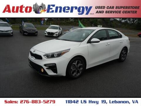 2019 Kia Forte for sale at Auto Energy in Lebanon VA