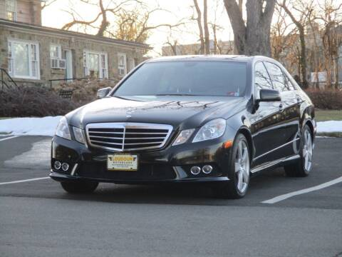 2010 Mercedes-Benz E-Class for sale at Loudoun Used Cars in Leesburg VA