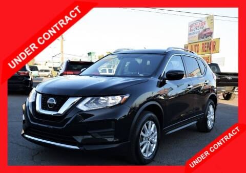 2019 Nissan Rogue for sale at 1st Class Motors in Phoenix AZ
