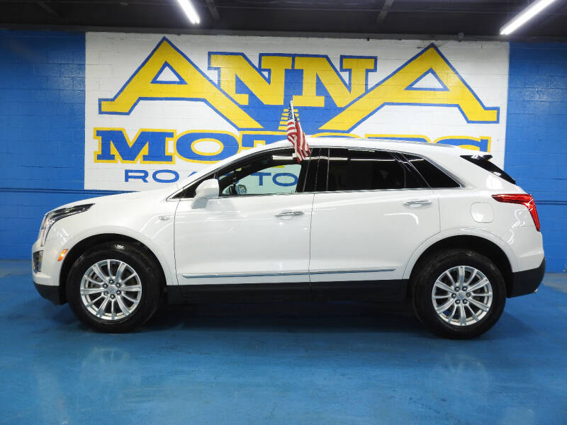2017 Cadillac XT5 for sale at ANNA MOTORS, INC. in Detroit MI