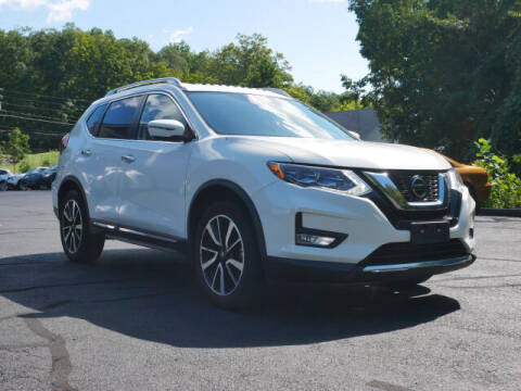 2018 Nissan Rogue for sale at Canton Auto Exchange in Canton CT