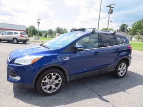 2013 Ford Escape for sale at DUNCAN SUZUKI in Pulaski VA