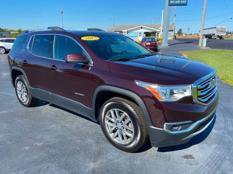 2017 GMC Acadia for sale at Huggins Auto Sales in Hartford City IN