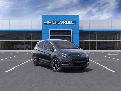 2022 Chevrolet Bolt EV for sale at MATTHEWS HARGREAVES CHEVROLET in Royal Oak MI
