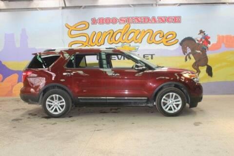 2015 Ford Explorer for sale at Sundance Chevrolet in Grand Ledge MI