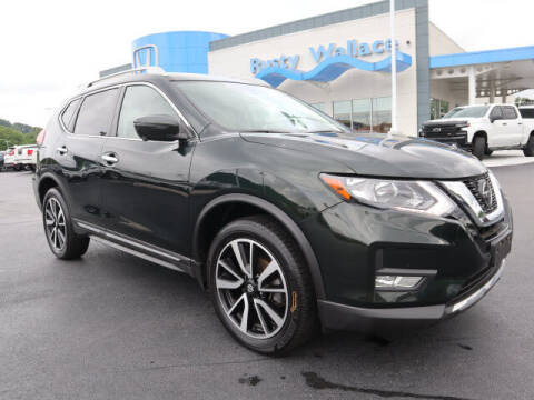 2019 Nissan Rogue for sale at RUSTY WALLACE HONDA in Knoxville TN
