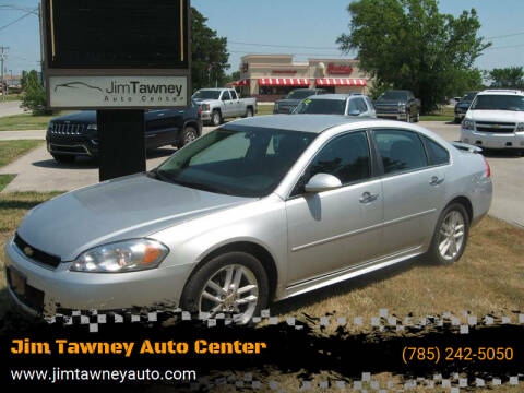 2016 Chevrolet Impala Limited for sale at Jim Tawney Auto Center Inc in Ottawa KS