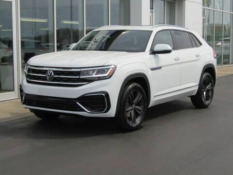 2021 Volkswagen Atlas Cross Sport for sale at Brunswick Auto Mart in Brunswick OH