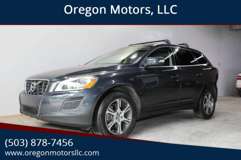 2013 Volvo XC60 for sale at Oregon Motors, LLC in Portland OR