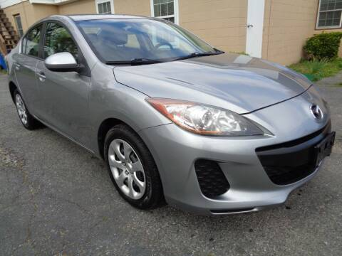 2013 Mazda MAZDA3 for sale at Liberty Motors in Chesapeake VA