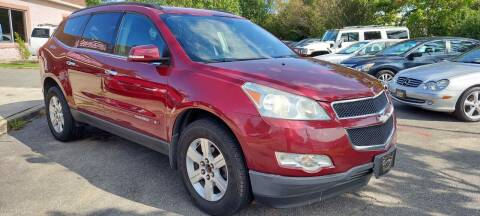 2009 Chevrolet Traverse for sale at Central 1 Auto Brokers in Virginia Beach VA