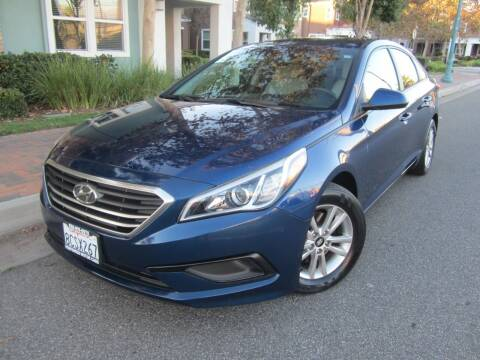 2017 Hyundai Sonata for sale at PREFERRED MOTOR CARS in Covina CA