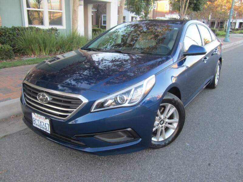2017 Hyundai Sonata for sale at PREFERRED MOTOR CARS in Covina CA
