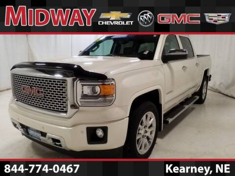 2015 GMC Sierra 1500 for sale at Heath Phillips in Kearney NE