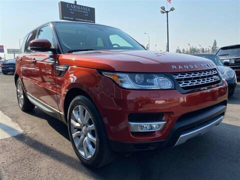 2014 Land Rover Range Rover Sport for sale at Carmania of Stevens Creek in San Jose CA