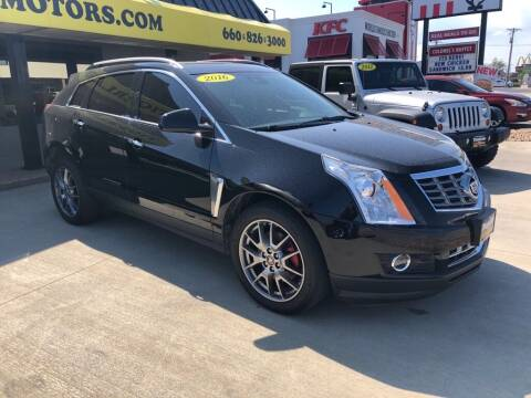 2016 Cadillac SRX for sale at Tigerland Motors in Sedalia MO