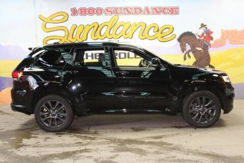 2019 Jeep Grand Cherokee for sale at Sundance Chevrolet in Grand Ledge MI