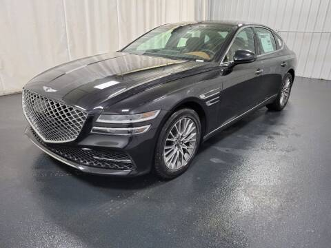 2021 Genesis G80 for sale at Elhart Automotive Campus in Holland MI