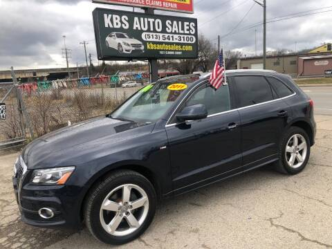 2011 Audi Q5 for sale at KBS Auto Sales in Cincinnati OH