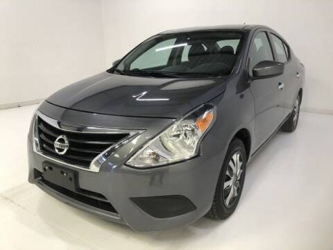 2019 Nissan Versa for sale at Curry's Cars Powered by Autohouse - AUTO HOUSE PHOENIX in Peoria AZ