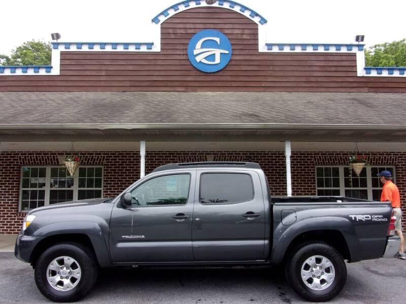 2015 Toyota Tacoma for sale at Gardner Motors in Elizabethtown PA