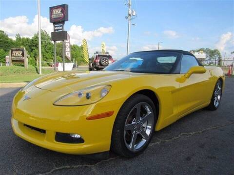 2007 Chevrolet Corvette for sale at J T Auto Group in Sanford NC