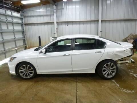 2013 Honda Accord for sale at East Coast Auto Source Inc. in Bedford VA