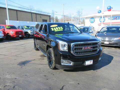 2015 GMC Yukon XL for sale at Auto Land Inc in Crest Hill IL