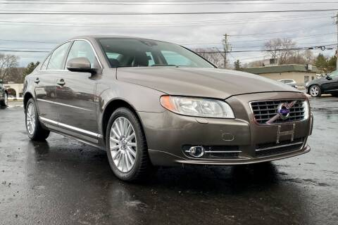 2012 Volvo S80 for sale at Knighton's Auto Services INC in Albany NY