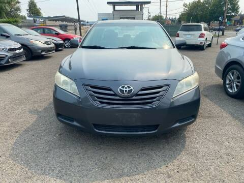 2007 Toyota Camry for sale at JZ Auto Sales in Happy Valley OR