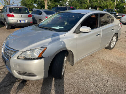 2013 Nissan Sentra for sale at Noel Motors LLC in Griffin GA