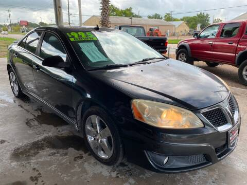 2009 Pontiac G6 for sale at M & M Motors in Angleton TX