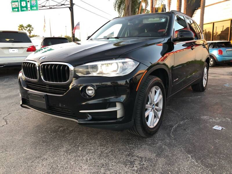 2015 BMW X5 for sale at Gtr Motors in Fort Lauderdale FL
