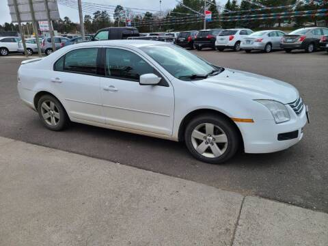 2007 Ford Fusion for sale at Rum River Auto Sales in Cambridge MN