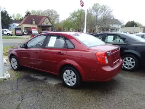 2007 Suzuki Forenza for sale at Autos Inc in Topeka KS