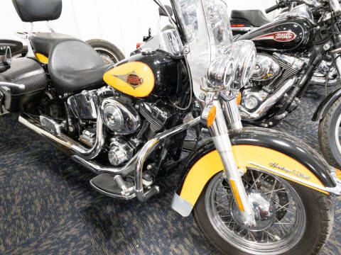 2000 Harley-Davidson Heritage  Softail for sale at SEMPER FI CYCLE in Tremont IL