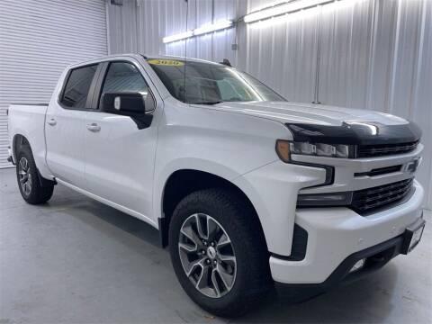 2020 Chevrolet Silverado 1500 for sale at JOE BULLARD USED CARS in Mobile AL