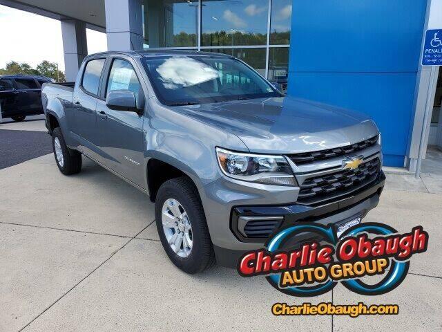2022 Chevrolet Colorado for sale in Staunton, VA