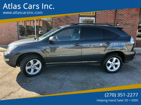 2004 Lexus RX 330 for sale at Atlas Cars Inc. in Radcliff KY