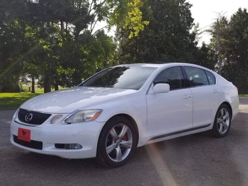 2007 Lexus GS 350 for sale at Mechanical Services Inc in Oshkosh WI