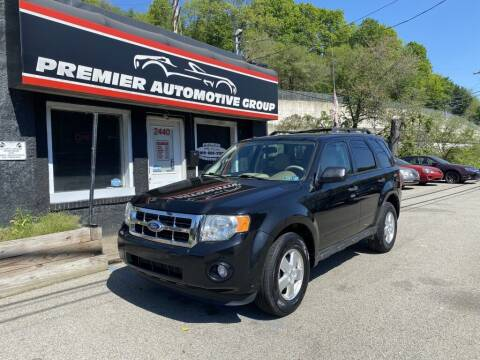 2011 Ford Escape for sale at Premier Automotive Group in Pittsburgh PA