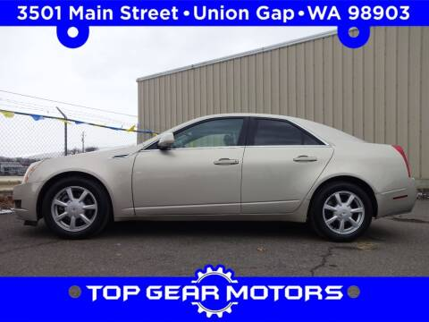 2009 Cadillac CTS for sale at Top Gear Motors in Union Gap WA