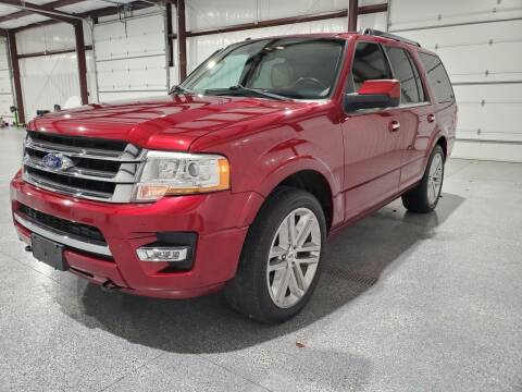 2017 Ford Expedition for sale at Hatcher's Auto Sales, LLC in Campbellsville KY