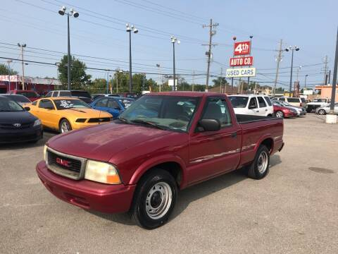 2003 GMC Sonoma for sale at 4th Street Auto in Louisville KY