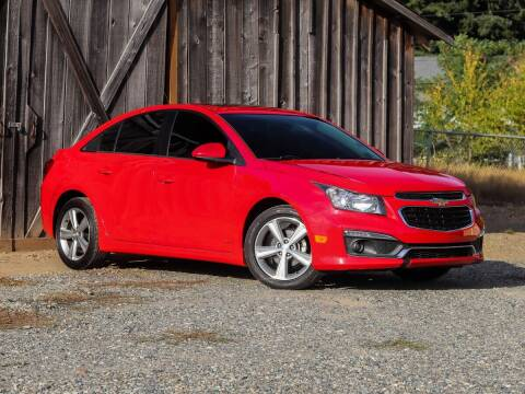2016 Chevrolet Cruze Limited for sale at LKL Motors in Puyallup WA