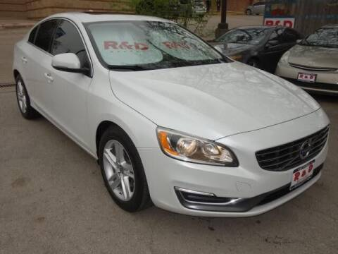 2015 Volvo S60 for sale at R & D Motors in Austin TX