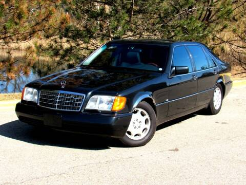 1993 Mercedes-Benz 400-Class for sale at Excalibur Auto Sales in Palatine IL