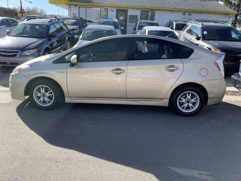 2010 Toyota Prius for sale at Auto Brokers in Sheridan CO